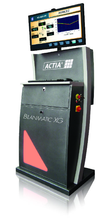Actia inspection lines Bilanmatic XG